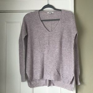 Madewell V-neck Sweater